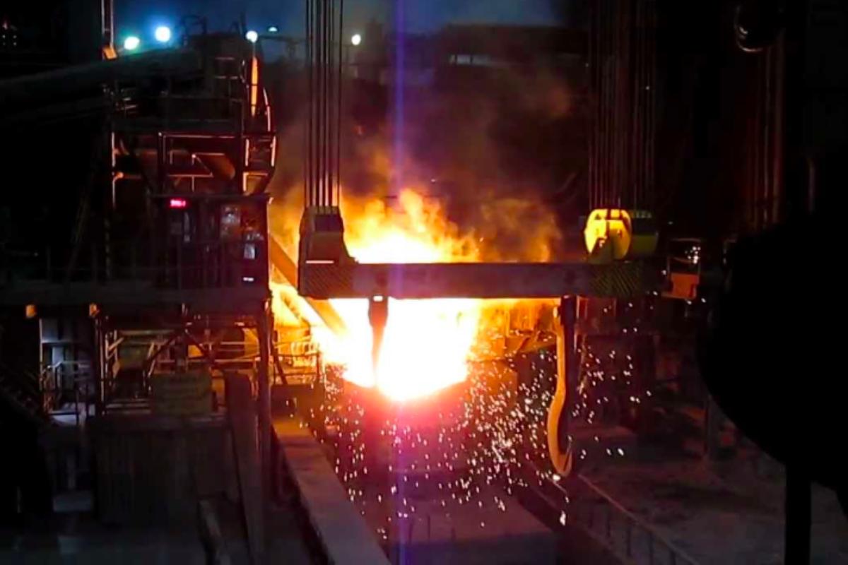 English for Steel Industry czyli angielski w przemyśle hutniczym